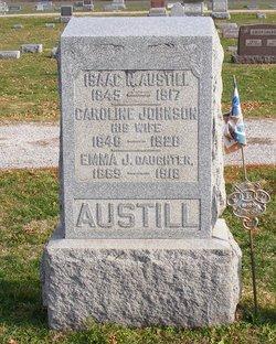 Caroline <i>Johnson</i> Austill