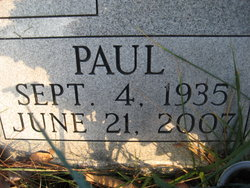 Paul Frank Benedict