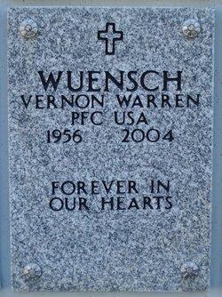 Vernon Warren Wuensch