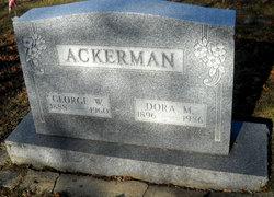Dora <i>Raupach</i> Ackerman