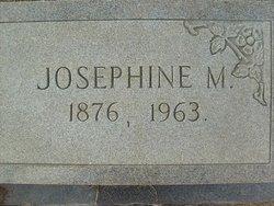Josephine M Herndon
