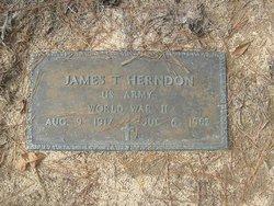 James T Buck Herndon