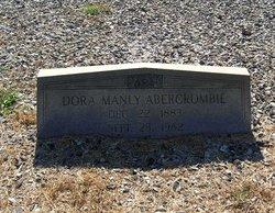 Dora Juanita <i>Manly</i> Abercrombie