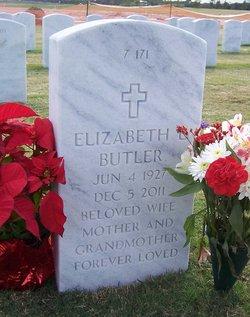 Elizabeth E <i>Coakley</i> Butler