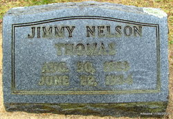 James Nelson Jimmy Thomas