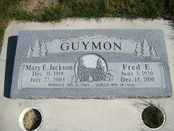 Mary Elizabeth <i>Jackson</i> Guymon