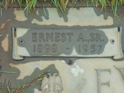 Ernest Ambrose Shorty Everett, Sr