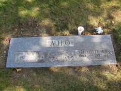 Charlotte A. Aho