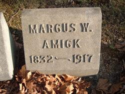 Marcus Wilson Amick