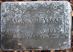 John Alva Jack Reyman