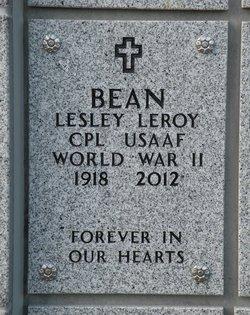 Lesley Leroy Bean