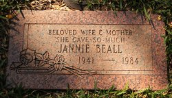 Jannie Beall