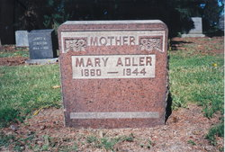Mary Elisabeth Adler