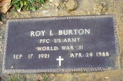 Roy Louis Burton
