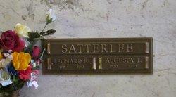 Augusta L Satterlee