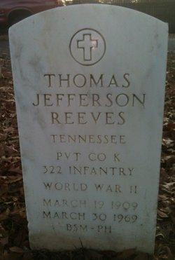 Thomas Jefferson Reeves