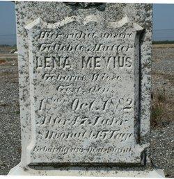 Caroline Lena <i>Wiese</i> Mevius
