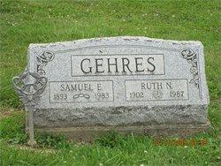Ruth I <i>Nicklin</i> Gehres