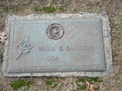 Willie B Bannister