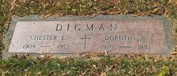 Dorothy Eleanor <i>Wunder</i> Digman