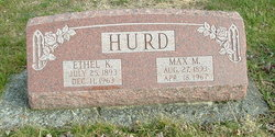 Ethel <i>Knotts</i> Hurd