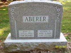 Eugene R Aberer