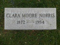 Clara Ellen <i>Moore</i> Norris