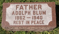 Adolph Blum