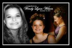 Wendy Lynn <i>Zeitner</i> Wilson