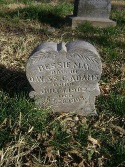 Bessie May Adams