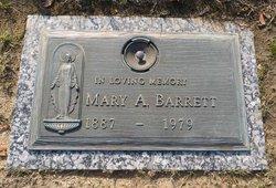 Mary Agnes Barrett