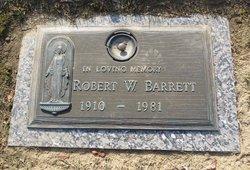 Robert W. Barrett