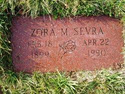 Zora M. Zodie <i>Gideon</i> Sevra
