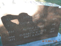 Elizabeth M Liz <i>O'Keefe</i> Bane