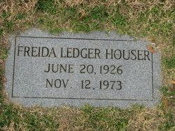 Freida <i>Ledger</i> Houser