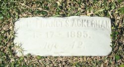 Sr M. Frances Ackerman
