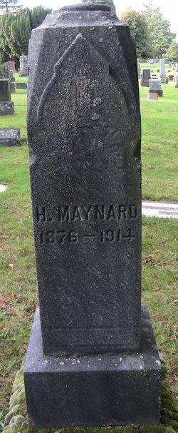 H Maynard
