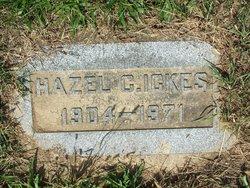 Hazel C Ickes