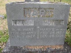 Mary Elizabeth <i>Tucker</i> Hart