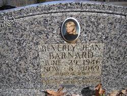Beverly Jean Barnard