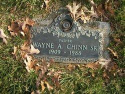 Wayne A Chinn, Sr