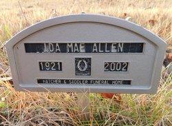 Ida Mae <i>Smiley</i> Allen