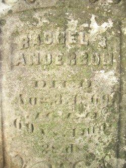 Rachel B <i>Givens</i> Anderson