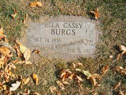 Ella <i>Casey</i> Burgs