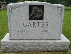 Rev Edwin H. Carter