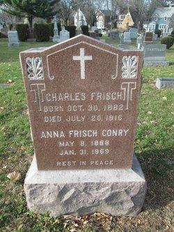 Anna <i>Moy</i> Frisch Conry