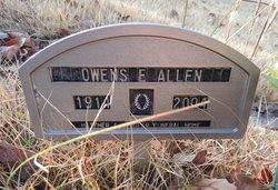 Owens E Allen