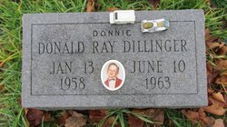 Donald Ray Dillinger