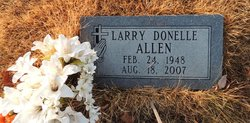 Larry Darnell Allen