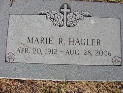Marie <i>Rosson</i> Hagler